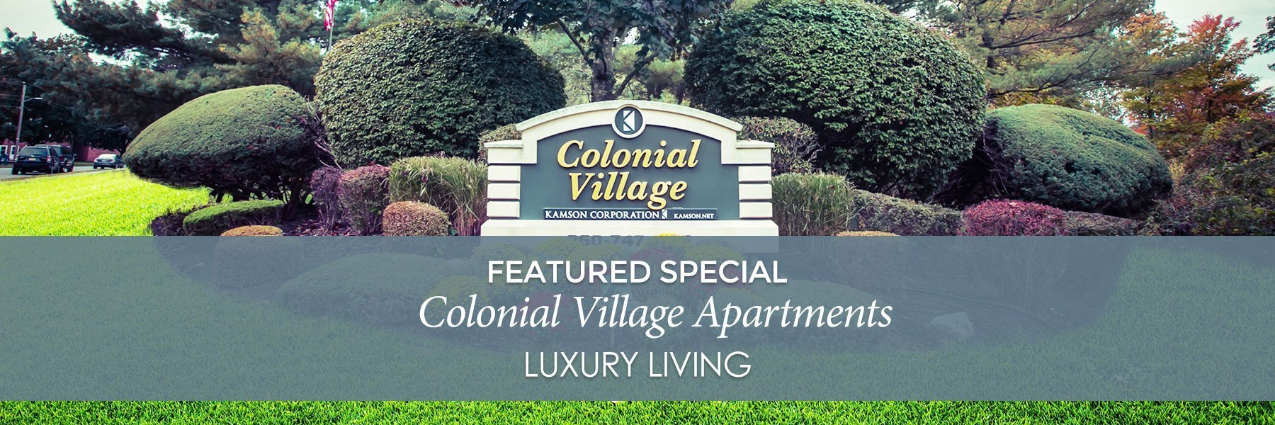 Colonial Village Apartments For Rent in Plainville, CT Specials